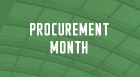 Procurement Month 2020: 5 Reasons to Celebrate Government Procurement