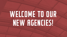 Welcome to new agencies as Summer 2019 kicks off