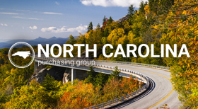 Benefits of utilizing the North Carolina Purchasing Group
