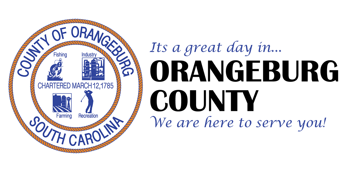 Organization logo of Orangeburg County