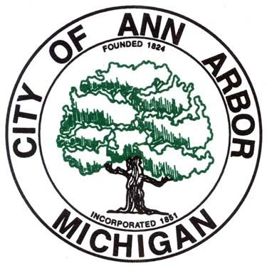 Organization logo of City of Ann Arbor