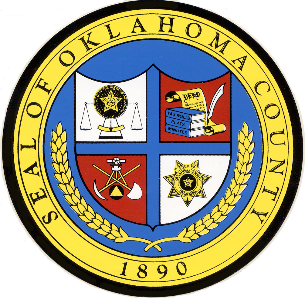 Organization logo of Oklahoma County