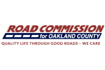 Organization logo of Road Commission for Oakland County