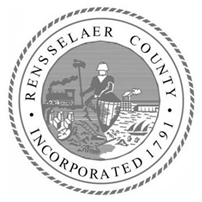 Organization logo of Rensselaer County