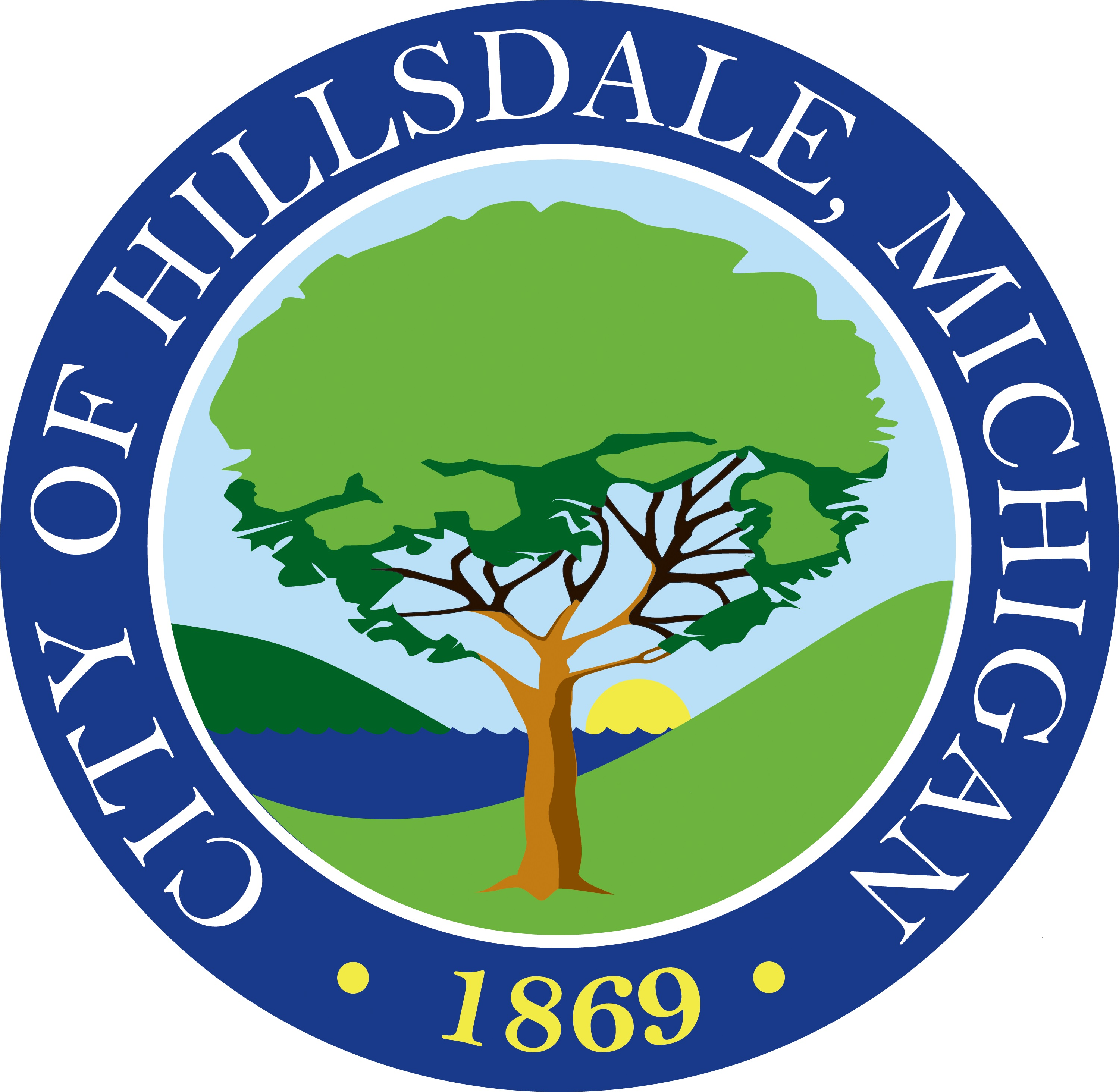 Organization logo of City of Hillsdale