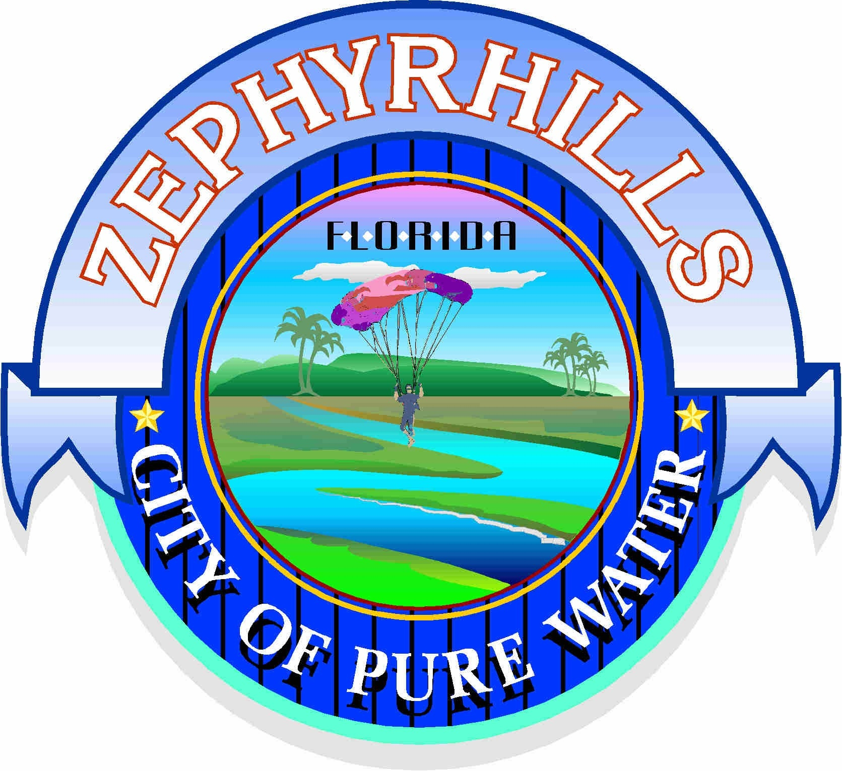 Organization logo of City of Zephyrhills